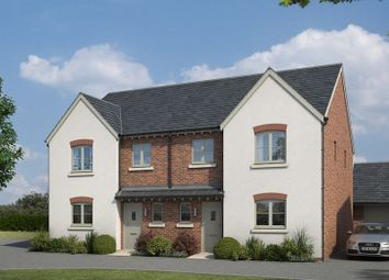 Thumbnail 3 bed semi-detached house for sale in Oaklands Holt, Gadbridge Road, Weobley, Herefordshire
