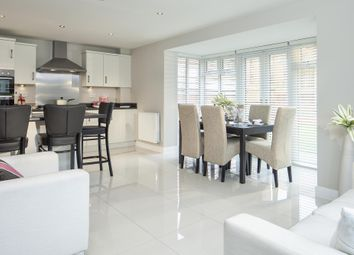 "Thumbnail 5 bed detached house for sale in ""Musselburgh"" at Park Prewett Road, Basingstoke"