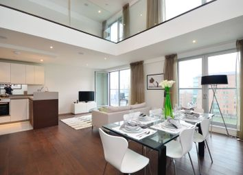 Thumbnail 3 bedroom flat to rent in Baltimore Wharf, Docklands