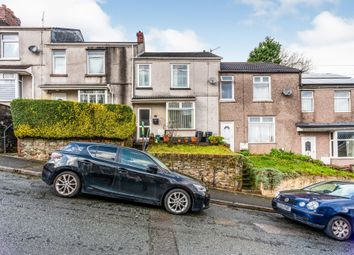 Thumbnail 3 bed terraced house for sale in Waun Wen Road, Mayhill, Swansea
