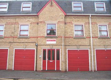 Thumbnail 1 bed property to rent in Welland House, Whalley Street, Peterborough