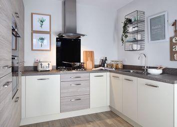 "Thumbnail 4 bed end terrace house for sale in ""Oakwood"" at Manston Lane, Crossgates, Leeds"