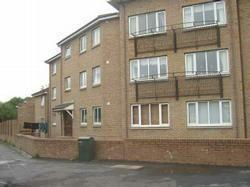 Thumbnail 2 bed flat to rent in John Bowman Gardens, North Lanarkshire