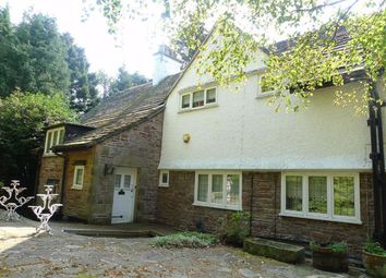Thumbnail 4 bed detached house for sale in The Wash, Near Chapel-En-Le-Frith, High Peak