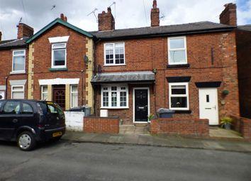Thumbnail 2 bed terraced house for sale in Bradwall Street, Sandbach