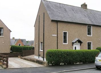 Thumbnail 3 bed semi-detached house for sale in 23 Hillend Drive, Hawick