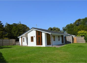 Thumbnail 3 bed semi-detached bungalow for sale in Birkenhead Road, Willaston, Wirral