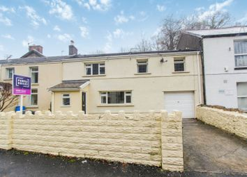 Thumbnail 3 bed terraced house for sale in Heol Gwys, Swansea