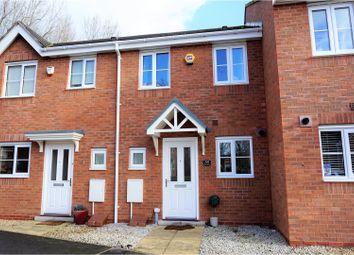 Thumbnail 2 bed terraced house for sale in Rough Brook Road, Walsall