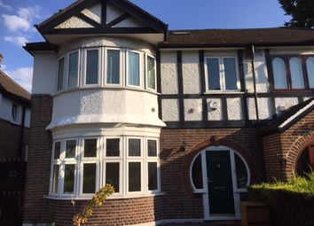 Thumbnail 4 bed semi-detached house to rent in Great West Road, Osterley