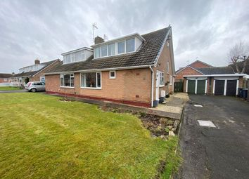 Thumbnail 4 bed semi-detached house for sale in Cedar Crescent, Selby