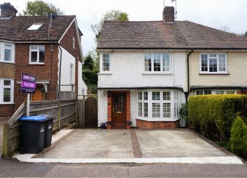 Thumbnail 4 bed semi-detached house for sale in Dallaway Gardens, East Grinstead