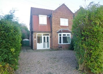 Thumbnail 3 bed semi-detached house for sale in Tostig Avenue, Acomb, York