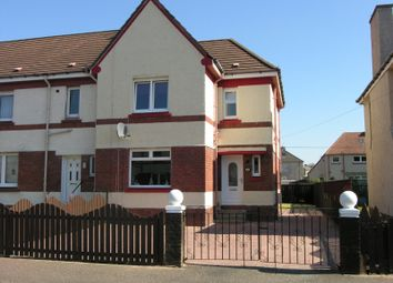 Thumbnail 3 bed end terrace house for sale in Shand Street, Wishaw