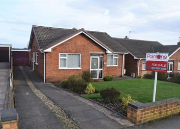 Thumbnail 3 bed detached bungalow for sale in Hickman Road, Galley Common, Nuneaton