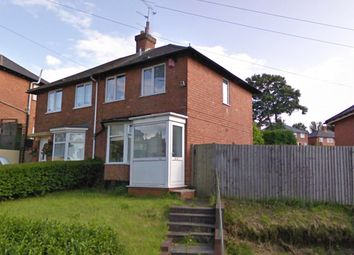 Thumbnail 2 bedroom semi-detached house to rent in Porlock Crescent, Northfield, Birmingham
