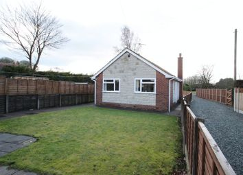 Thumbnail 2 bed detached bungalow for sale in Cranberry, Cotes Heath, Stafford