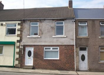 Thumbnail 3 bed terraced house to rent in John Street North, Meadowfield, Durham