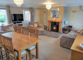 Thumbnail 3 bed detached bungalow for sale in The Warren, Holbury, Southampton