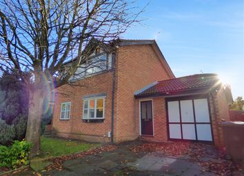 Thumbnail 4 bed detached house for sale in Medina Close, Stockport, Cheshire