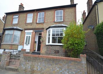 Thumbnail 4 bedroom semi-detached house for sale in Bouverie Road, Chelmsford