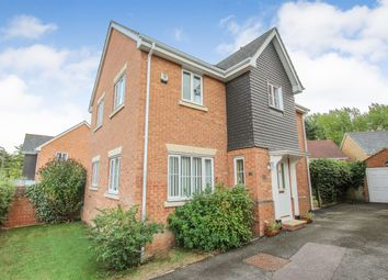 Thumbnail 4 bed detached house for sale in Hever Close, Pitstone, Leighton Buzzard