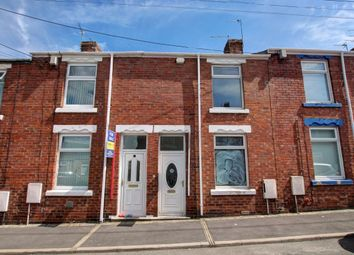 Thumbnail 2 bed terraced house to rent in Evenwood Road, Esh Winning, Durham
