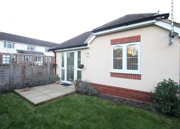 Thumbnail 1 bed bungalow to rent in Rivendell Court, Farnborough