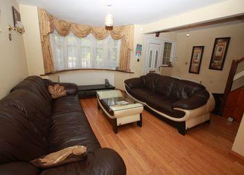 Thumbnail 3 bed terraced house to rent in Kings Road, Raynerslane / Harrow