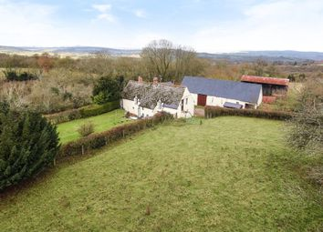 Thumbnail 4 bedroom cottage for sale in Lower Genfford Farm, Talgarth, Powys LD3,