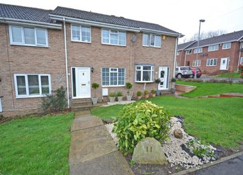 Thumbnail 3 bed town house for sale in Hillside Close, Wakefield