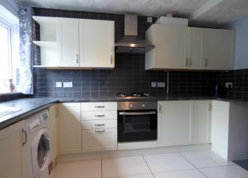 Thumbnail 2 bed terraced house to rent in Shooters Hill Close, Southampton