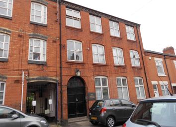 Thumbnail 1 bed duplex for sale in Moores Road, Belgrave, Leicester