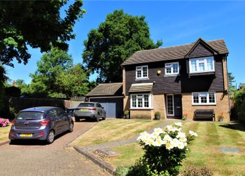Thumbnail 4 bed detached house for sale in Canford Close, Enfield, Middx