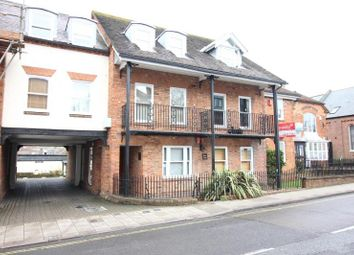 Thumbnail 1 bed flat to rent in Gosport Street, Lymington