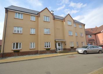Thumbnail 2 bed flat for sale in Mackenzie House, Peter Taylor Avenue, Braintree