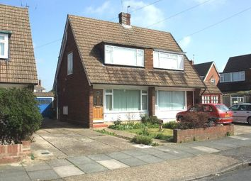 Thumbnail 2 bed semi-detached house to rent in Link Way, Staines