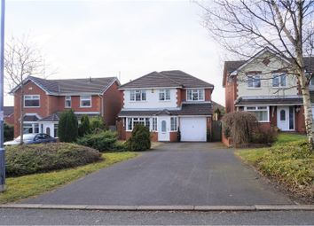 Thumbnail 4 bed detached house for sale in Parsonage Close, Upholland
