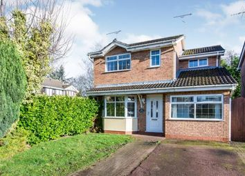 4 bed detached house for sale in Ullswater Avenue, Crewe, Cheshire CW2