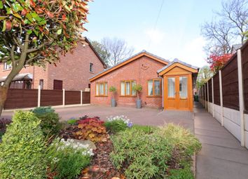 Thumbnail 4 bedroom bungalow for sale in Fairbourne Road, Denton, Manchester