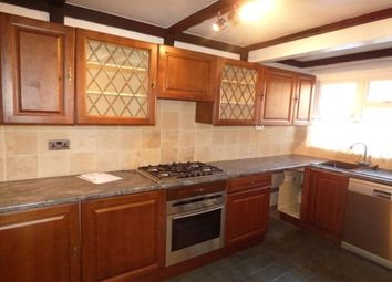 Thumbnail 3 bed terraced house to rent in Littlebury Green, Basildon