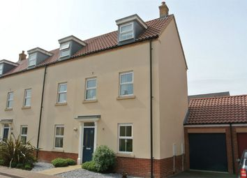 Thumbnail 3 bed semi-detached house for sale in Epsom Way, Bourne, Lincolnshire