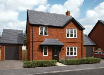 Thumbnail 3 bed detached house for sale in The Paddocks, Blunsdon, Swindon, Wiltshire