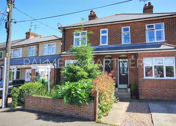 Thumbnail 3 bed semi-detached house for sale in New Queens Road, Sudbury