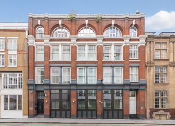 Thumbnail 1 bed flat for sale in Leonard Street, London