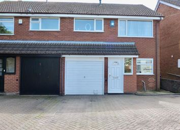 Thumbnail 3 bed property for sale in Breeden Drive, Curdworth, Sutton Coldfield