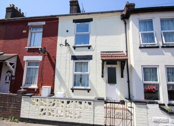 Thumbnail 3 bed terraced house for sale in Stafford Road, Great Yarmouth