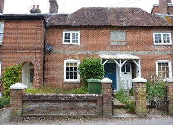 Thumbnail 2 bed terraced house to rent in Park Lane, Twyford, Winchester