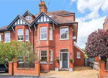 Thumbnail 4 bed semi-detached house for sale in Portmore Park Road, Weybridge, Surrey