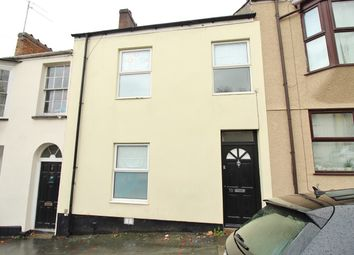 Thumbnail 4 bed terraced house for sale in Blewitt Street, Newport
